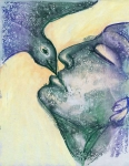 Bird Kiss Series-005