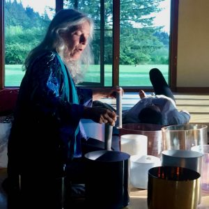 Tonal Song Baths with Deborah Koff-Chapin | Center for Touch Drawing